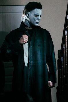 Halloween Film, Halloween Horror, Halloween 2018, Horror Icons, Horror Films, Michael Myers, Freddy Vs Jason Movie, Image Film, Slasher Movies