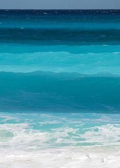 perfect ocean shot