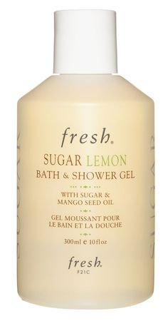 Fresh shower gel