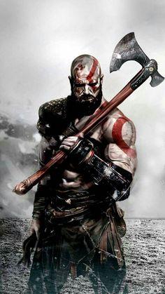 133 Best Kratos The God Of War Images God Of War Kratos God Of