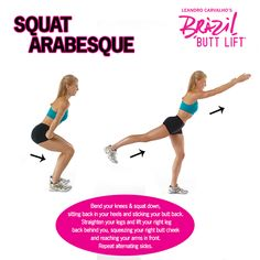 Another great move from Leandro's Brazil Butt Lift program! #workout #fitness #lunge #fitspo #motivation