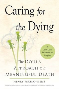 A former hospice social worker reflects on his own father's death and how to add meaning to the last moments of a life. By Henry Fersko-Weiss The End-of-Life Doula Approach Dying from a termi…