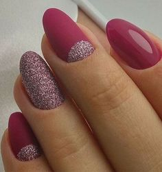 Super Gorgeous Red Hot Nail Art Designs for Wedding