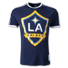 LA Galaxy Classic Trefoil T-Shirt  #LA Galaxy