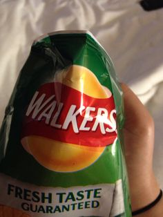Lays chips?? Called walkers