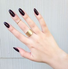 October nails on point.