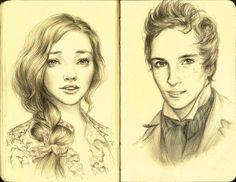Viv's Art : Les Miserables fanart