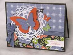 cards and a great site for paper crafting
