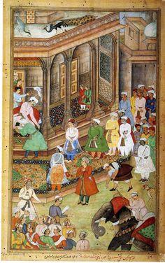 Mughal 16th century