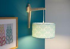 Applique Eko - Mademoiselle Dimanche / Béô design objets et mobilier éco conçus :: fabriqué en France
