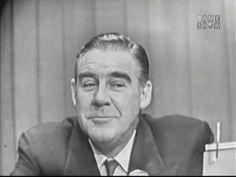 What's My Line? - Paul Douglas (Feb 15, 1953)