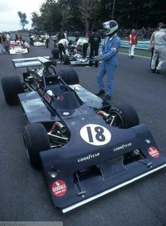 #18 Jean-Pierre Jarier (F) - March 731 (Ford Cosworth V8) 11 (17) STP March Racing Team