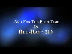TITANIC Blu-ray 3D Trailer - on Blu-ray 3D and 2D 10 SEPTEMBER