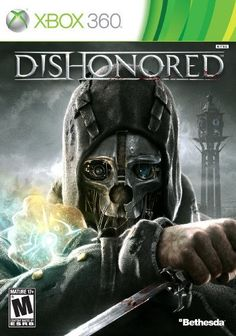 Dishonored by Bethesda-$52.14-Dishonored is an immersive first-person action game that casts you as a supernatural assassin driven by revenge.  Creatively eliminate your targets as you combine the supernatural abilities, weapons and unusual gadgets at your disposal. Pursue your enemies under the cover of darkness or ruthlessly attack them head on with weapons drawn. The outcome of each mission plays out based on the choices you make.