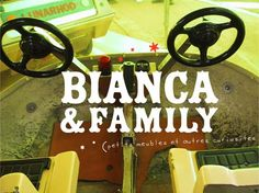 Bianca & Family / Mobilier Vintage Decoration Enfant