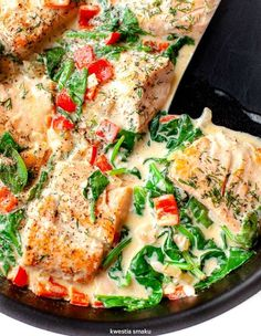 Fish Dishes, Tasty Dishes, Cooking Recipes, Healthy Recipes, Big Meals, Fish And Seafood, Food Hacks, Food Porn, Dinner Recipes