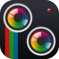 Split Pic Collage Maker, Photo Editor & Blender : best filter edits plus awesome fx by Easy Tiger Apps, LLC.