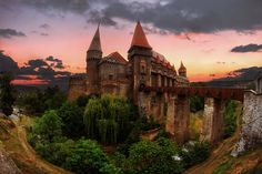 Fotografía Corvin Castelo - Romania de Irinel Cirlanaru na 500px