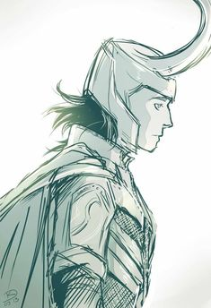 loki sketch - Visit to grab an amazing super hero shirt now on sale!