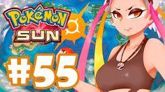 POKÉMON SUN #55 - O PIOR BIGODE DO MUNDO