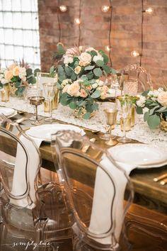 #modernindustrial #99sudbury #asyouwishweddings #geometric #geometricwedding Planning: As You Wish Weddings Photography: Simply Lace Photography