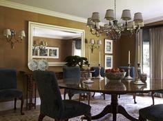 Classic Dining Room Inspiration. Oficina Inglesa.