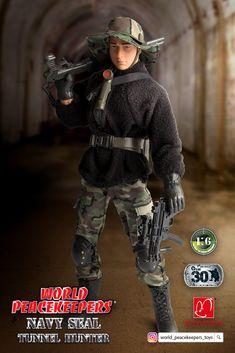 "World Peacekeepers Marine NBC Specialist uniform 12/"" 1//6 GI Joe 21st Century"