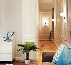 design renovated apartment