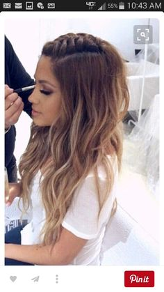 That hairstyle looks awesome