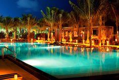 Pool at the W, Miami Beach