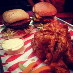 Bacon Cheeseburger, Dead Hippie, and Monkey Fingers  - MEAT:Mission