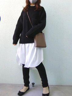 どうせ着るならおしゃれに着こなしたいじゃん?「黒スキニー」の正解コーデ4選 - senken trend news-最新ファッションニュース Normcore, Style, Fashion, Swag, Moda, Fashion Styles, Fasion
