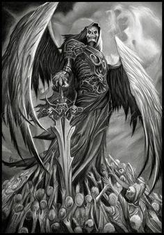 Soul Taker. By: http://efra270.deviantart.com/