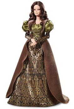 Sorelle Grapevine: Inspiration Series - Barbie® Doll Inspired by Leonardo da Vinci