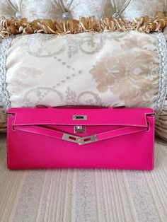 hermes fake bags - Hermes Bordeaux Shiny Niloticus Crocodile Kelly Cut with Gold ...