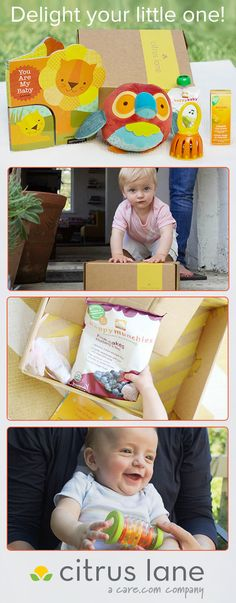Best kid products delivered straight to your door! Get a Sneak Peek inside next month's box. ➜Use coupon PIN40 for 40% off your 1st box. Ends 07/15/15.