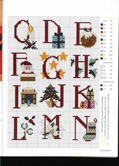 Gallery.ru / Фото #11 - Christmas cross stitch - ion46