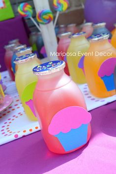 Candy Land Birthday Party Ideas | Photo 1 of 16 | Catch My Party