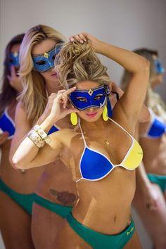mujeres hermosas bellas de Brasil Río de Janeiro