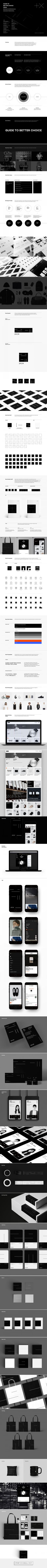 29CM Brand eXperience Design Renewal on Behance... - a grouped images picture - Pin Them All