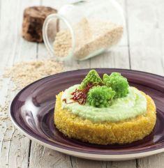 Quinoa allo zafferano con cavolo romanesco - Tutte le ricette dalla A alla Z - Cucina Naturale - Ricette, Menu, Diete