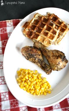 Syncopated Mama: Chicken & Waffles: A Southern Specialty with a Twist