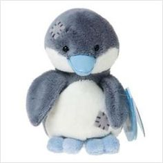 My Blue Nose Friends by Carte Blanche - Quiver the Penguin No 84 BNWT