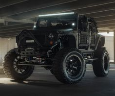 """Wrangler Unlimited into the """"Full Metal Jacket"""""""