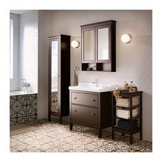 IKEA bathroom furniture