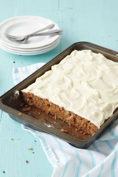 Canada's Best Carrot Cake with Cream Cheese Icing recipe...my mom made this for this past weekend...amazing!