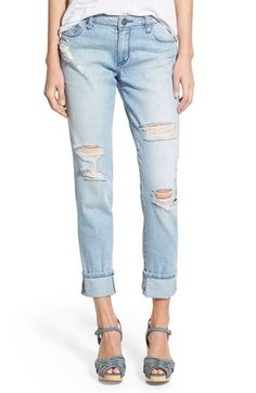 STS Blue 'Taylor' Distressed Jeans (Manhattan Beach) available at #Nordstrom