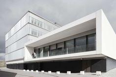 Health Center & Provincial Headquarters, Cuenca