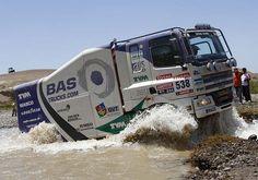 DAF Dakar 2012