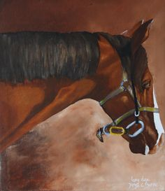 Original, vibrant equine paintings by James C. Byrne Artist capturing the essence of the individual horse. Long Day, Equine Art, Birds, Horses, Fish, Canvas, Artist, Prints, Painting